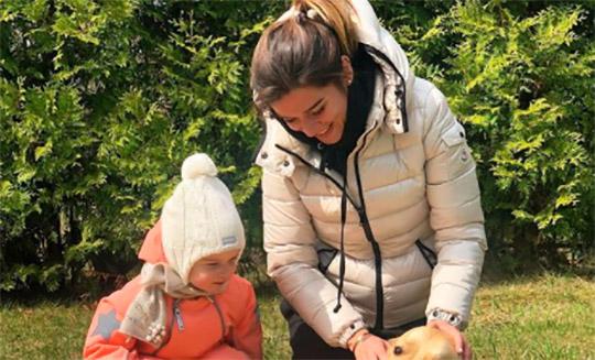 Ксения Бородина не потерпела критику в адрес дочери