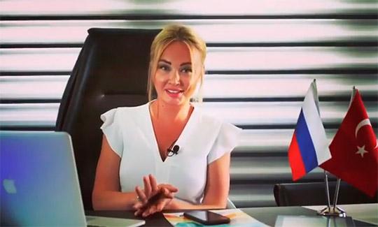 Даша Пынзарь нашла работу в Турции