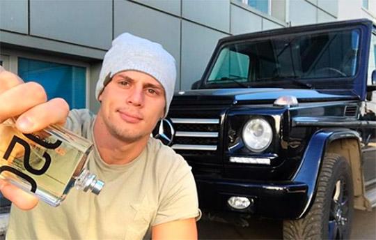 Иван Барзиков продал машину бывшей девушки