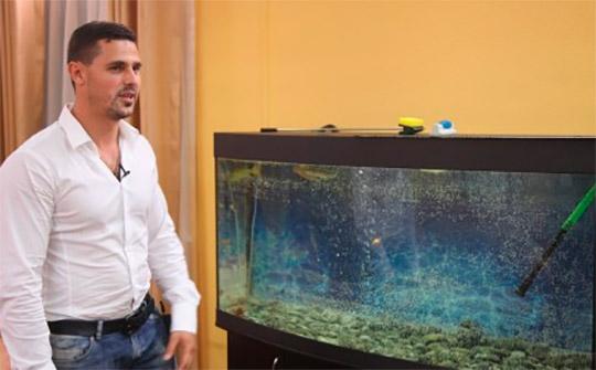 Участникам Дом 2 даже рыбок не доверяют