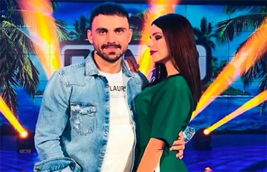 Борисевич и Анташвили задумались о свадьбе в Москве